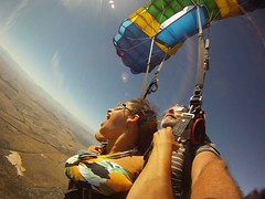 "Skydiving in Cape Town... ca. 3000 meters (9000 ft) over sea level and 200kms/h speed. Nov 2014. South Africa #itravelanddance • <a style=""font-size:0.8em;"" href=""http://www.flickr.com/photos/147943715@N05/29531262013/"" target=""_blank"">View on Flickr</a>"