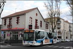 Mercedes-Benz Citaro - Keolis Narbonne / Citibus n089095 (Semvatac) Tags: semvatac photo bus tramway mtro transportencommun mercedesbenz citaro cj540hs keolisnarbonne citibus e boulevardfrdricmistral narbonne aude