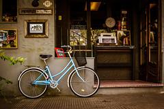 Vacancy (Fernandolunad) Tags: colonia uruguay bicicleta bycicle portrait retrato old vintage antiguo vehculo bici