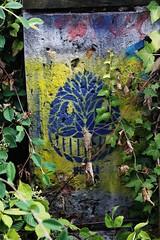 Kekli_9092 Petite Ceinture Paris 15 (meuh1246) Tags: streetart paris kekli petiteceinture paris15