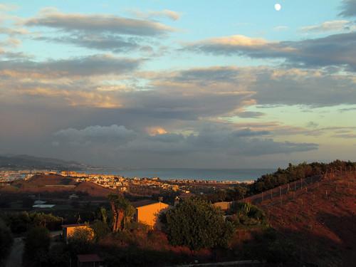 Almayate, Blick nach Torre del Mar_9332