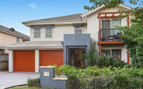 3 Wedge Place, Beaumont Hills NSW 2155