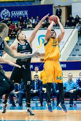 astana_vef_ubl_vtb_ (5) (vtbleague) Tags: vtbunitedleague vtbleague vtb basketball sport      astana bcastana astanabasket kazakhstan    vef bcvef vefbasket riga latvia     leonidas kaselakis