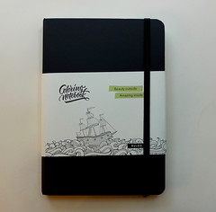 coloring notebook - 6 (niftynotebook) Tags: notebook coloringbook coloring moleskine coloringnotebook
