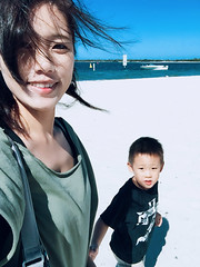 2016.10.10 Labrador  Beach (amydon531) Tags: baby boys kids brothers justin jarvis family toddler cute   gold coast australia trip travel vacation labrador beach