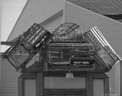Gaspesie Perce lobster traps (cbaarch) Tags: quebec perce gaspesie