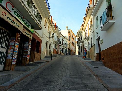 <Calle Tolox> Alozaina (Málaga)