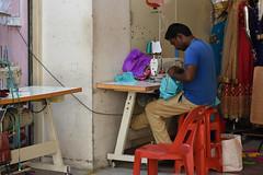 Tekka Market, Singapore (olyaterekhova) Tags: singapore little india tekka market street life people