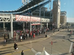 20161014_171524_Richtone(HDR) (reddawg5357) Tags: progressivefield clevelandindians cleveland clevelandohio chiefwahoo alcs indians tribetown tribetime mlb baseball bluejays