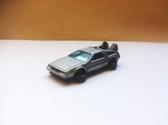 DeLorean Hover mode (Die Cast Collector 1-64) Tags: hotwheels hongwell majorette maisto matchbox model motormax burago bburago customized custom coleccion chile cararama china zylmex autos scale detail detalle diecast guisval project personalizado proyecto toys realtoy rastar escala wheels welly 164 143 172 124 dmc delorean time machine hover back future bttf