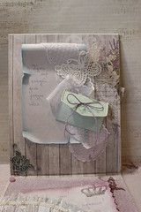 -03 (as.vice) Tags: arahnavice scrapbooking greeting card handmade butterfly roses pfotoframe