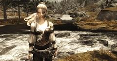 Meh (ksafalis) Tags: skyrim viking armor mods