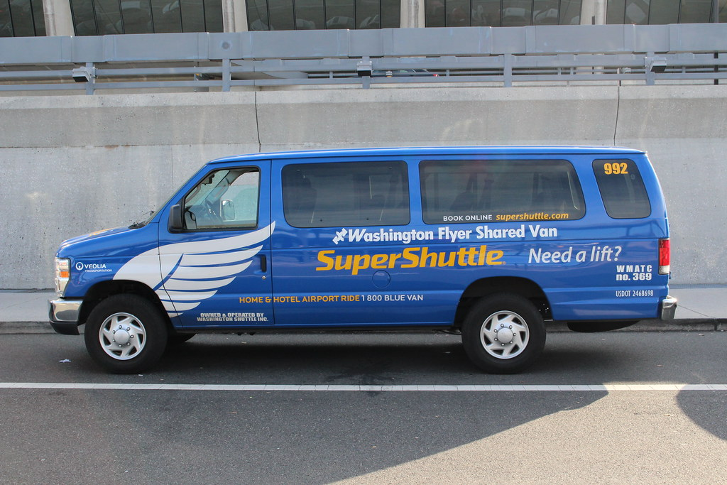 Time to book your BWI Shuttle?