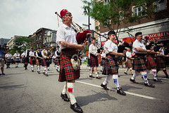 """_D3_6499 (Photographie Alexi """"Alvin"""" Dagher Photography) Tags: pictures street old city people musician music irish canada men heritage wool closeup proud kids drums person photography scotland costume women day kilt photographer play quebec photos 1st pics outdoor montreal flag pipes culture july scottish wideangle pride skirt canadian historic parade professional event entertainment musical talent instrument marching happybirthday bagpipes tradition clowns kilts karnak celebrate alvin cultural shriners entertain performancegroup happinness canadadayparade2014 alexidagher"""
