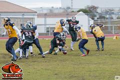 LNFA '14-15 Jabatos 38 - Smilodons 22