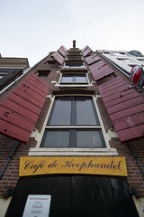 Brouwersgracht window shutters (farflungistan) Tags: winter netherlands amsterdam architecture jordaan brouwersgracht 2014 canalhomes