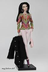 New outfit for Fashion Royalty, / FR 12 '/ FR2 /' 'Color I'' (meg fashion doll) Tags: fashion doll dolls elise meg jolie rise fr on the fr2 fashionroyalty mbej fr12 newoutfitforfashionroyalty fr12fr2colori