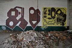 Gues / Horf (lepublicnme) Tags: november paris france graffiti pal gues 2014 horf mausole horfe horph horphe palcrew lemausole