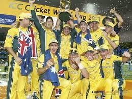 Australia Vs India 2003