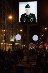 Berlin: Lichtgrenze - 25 Years Fall Of The Berlin Wall (mathiaswasik) Tags: berlin germany balloons deutschland nightshot berlinwall historical ballons nachtaufnahme nachtfotografie historisch