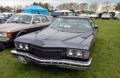 BUICK RIVIERA 1973 (claude 22) Tags: buick riviera classicdays2014 magnycours vintage cars carscarscars claude22 car classic automobile calandres radiator grill
