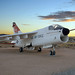 Vought YA-7D Corsair II, s/n 67-14583