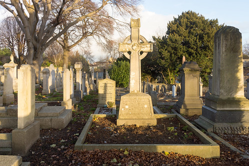 Mount Jerome Cemetery & Crematorium is situated in Harold's Cross Ref-100436