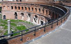 Trajan's Market curve
