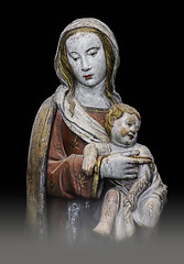 Mother and Child (2010kev) Tags: france lyon madonna madonnaandchild madonne musedesbeauxartsdelyon