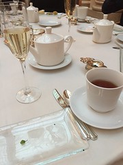 High Tea and Champagne. (emilypallack) Tags: sanfrancisco tea champagne palacehotel 2014