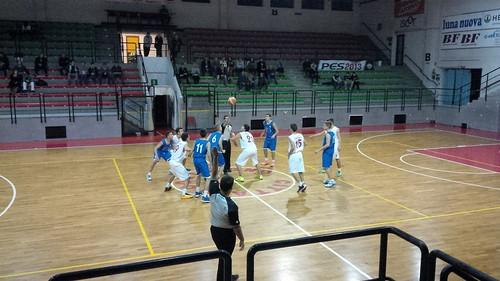 Under 17EL vs. Torino Basket