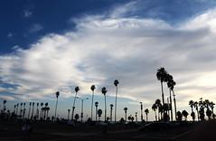 Sky (Mel@photo break) Tags: ocean life california sunset sea sky people usa cloud beach water weather evening dusk tide wave mel oceanside surfers melinda  chanmelmel melindachan