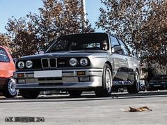 BMW M3 E30/2S '89 (GonzaloFG) Tags: detail slr ford chevrolet car skyline honda spain italia nissan ferrari camaro mclaren enzo bmw gto jaguar mustang m3 ducati audi lamborghini rs m6 m5 challenge avant v8 rs2 spotting s2000 e30 nsx gallardo amg drifting rs4 typer gtr trackday murcielago etype quattro gt40 f40 r8 f12 rs6 v12 f50 nismo e46 r34 e36 berlinetta superleggera 458 899 m3csl desmosedici panigale ftype 275gtb rs3 e92 worldcars circuitodeljarama stralade m235i