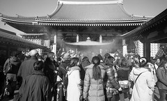 141223_032 (tohru_nishimura) Tags: japan tokyo cosina konica asakusa cv hexarrf colorskopar214