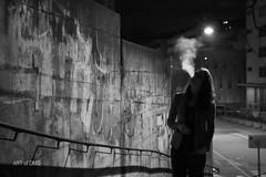 BlacknWhite (artofdms) Tags: blackandwhite girl canon photography switzerland model photographer smoke zurich smoking nightlife blacknwhite stgallen photoshooting