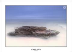 Risen Rock (John_Armytage) Tags: longexposure seascape sunrise sony australia nsw northernbeaches warriewood leefilters sony1635 visitnsw sonya7r