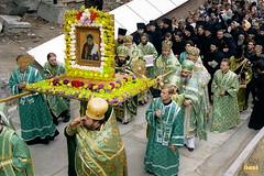 47. Крестный ход в день памяти прп. Иоанна Затворника 1999 г