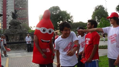 International Condom Day 2015: Peru