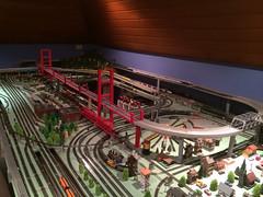 Update (Federico78) Tags: bridge toys trains amtrak atlas shinkansen tgv kato modelrailway bachman nscale besf