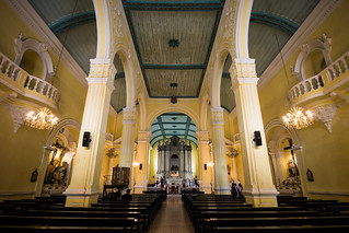 聖奧斯定堂(Igreja de São Agostinho)