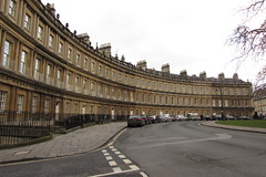 The Circus, City of Bath, Somerset (Pato_Winds) Tags: england architecture circus royal crescent georgian the