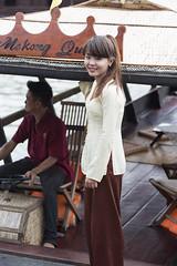 Vietnam (Michael Zahra) Tags: travel portrait people tourism boat asia market floating vietnam viet exotic asean contactforpurchaseorlicensing
