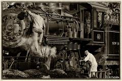 Live Steam (Al Perrette) Tags: steam locomotive operating condition alperrette