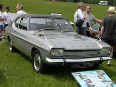 UKE 950H (Nivek.Old.Gold) Tags: ford capri 1600 1970 xl mk1