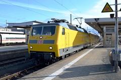 120 160 DB Netz - Nuremberg Hbf 04.03.15 (Paul David Smith (Widnes Road)) Tags: nuremberg db nürnberg dbnetz instandhaltung nuremberghbf