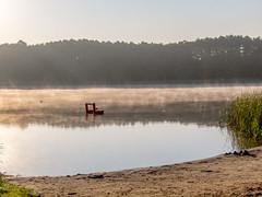 Mirower See am Morgen (Songkran) Tags: deutschland mecklenburgvorpommern paddeln mirow canonpowershots95