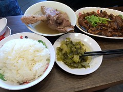 Lunch at Song Fa Bak Kut Teh in China Town in Shingapore (Fuyuhiko) Tags: singapore   mariamman