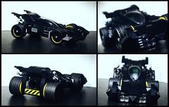 The Batmobile (Andrew Cookston) Tags: macro photography lego superman v batman batmobile moc bvs 76012 andrewcookston batmanvsuperman arkhamknight
