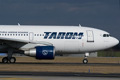 Tarom, Airbus 310-325, YR-LCA (Jan Valtr) Tags: old france plane airport prague aviation air off landing airline airbus take magnificent 310 vaclav havel livery a310 egll aviolet prg lkpr ruzyn vacla sharklets