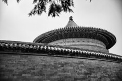 The Ancient Chinese Aesthetic (sunnywinds*) Tags: china aesthetics   architecture curve geometric beijing